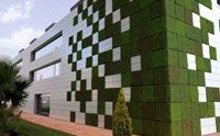 La piastrella per costruire un giardino verticale