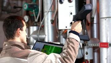 CAM2 lancia un laser scanner 3D portatile