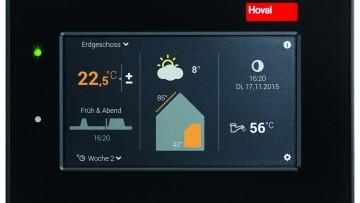 Hoval lancia la nuova generazione di caldaie e pompe di calore